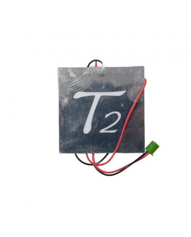 Logo lumineux TSX