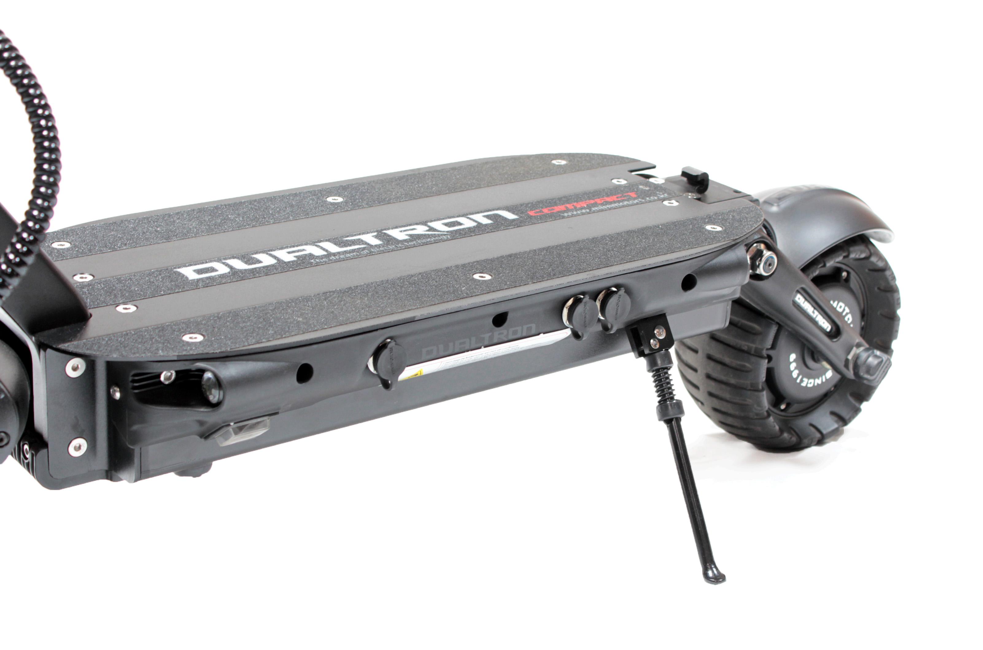 trottinette électrique dualtron compact